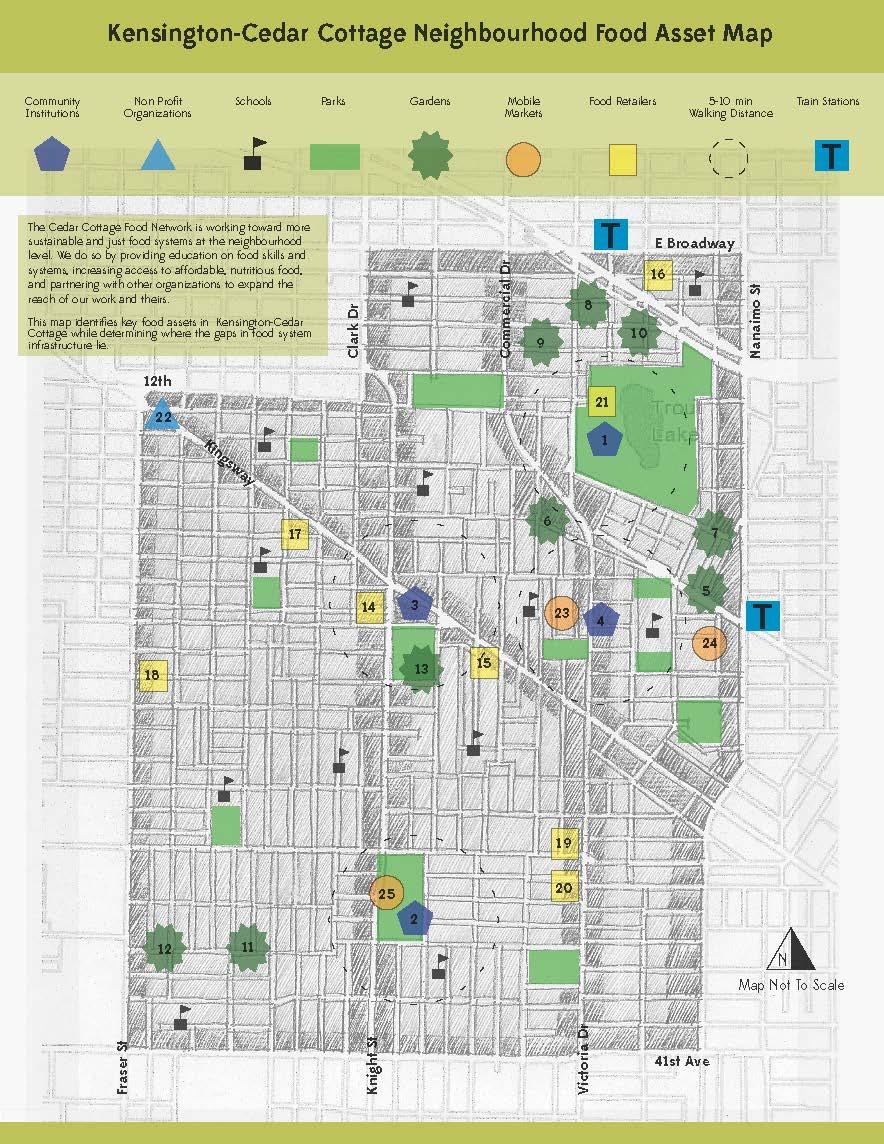 kcc food asset map cedar cottage food network