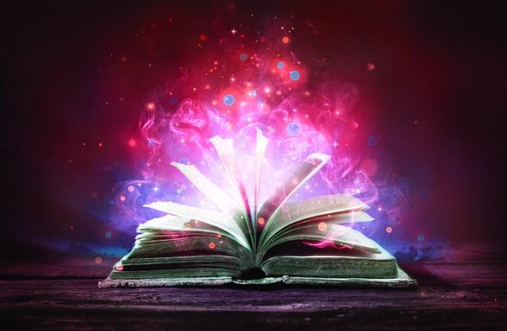 Magic-Book-Red